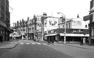 Streatham, High Road c1960