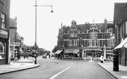 Streatham, Mitcham Lane c1955