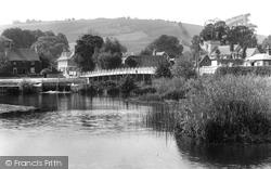 Bridge And Church 1899, Streatley