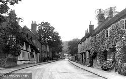 High Street c.1955, Streatley