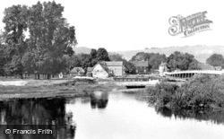 Mill And Bridge 1890, Streatley