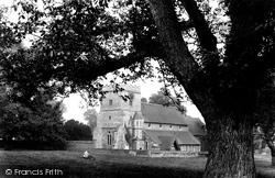 St Mary's Church 1890, Streatley