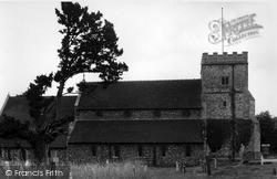 St Mary's Church c.1955, Streatley