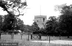 Streatley, St Mary's Church c.1955