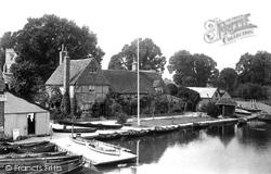 Swan Hotel 1890, Streatley