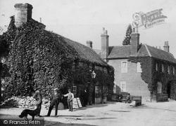 Streatley, The Bull Hotel 1904