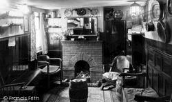 The Bull Hotel, Saloon Bar c.1955, Streatley