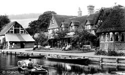 The Swan Hotel 1899, Streatley