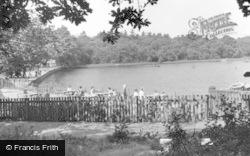 Bracebridge Dam c.1965, Streetly