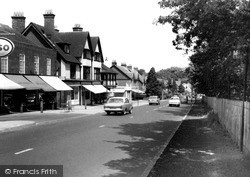 The Village c.1965, Streetly