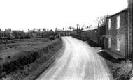 Strensall, Bridge Approach c1960