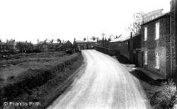 Strensall, Bridge Approach c.1960