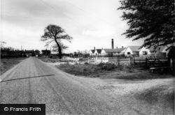 Strensall, Lords Moor Lane c.1960