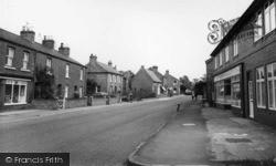 Strensall, Main Street c.1960