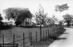 Strensall, Manor House c.1960