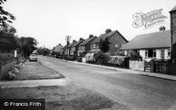 Strensall, Moor Lane c.1960