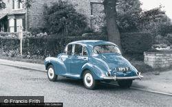Strensall, Morris Minor c.1960