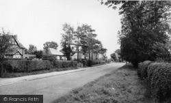 Strensall, Princess Road c.1960