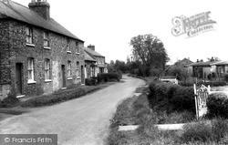 Strensall, Southfields Road c.1955