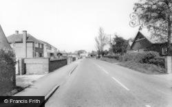 Strensall, York Road c.1960