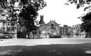 Stretford, the Independent College c1955
