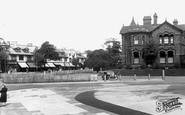 Stretford, Upper Chorlton Road c1955