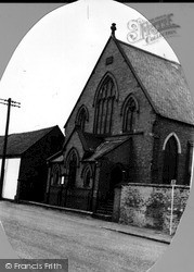 Free Methodist Church c.1955 , Stretton