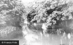 The River Dove c.1960, Stretton