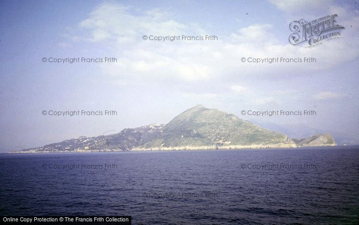 Photo of Stromboli, From The Sea 1982
