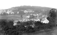 Stroud, Bowbridge and Butter Row 1900