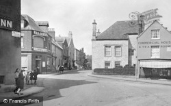 Stroud, Cainscross 1925