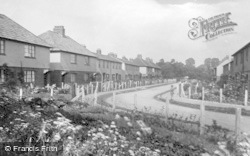 Stroud, Cashes Green 1925