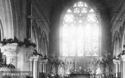Stroud, Church, Choir East 1890