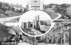 Stroud, Composite c.1920