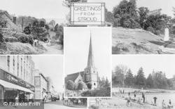Stroud, Composite c.1955