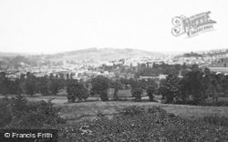 Stroud, From Butter Row 1890