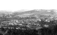 Stroud, from Rodborough 1900