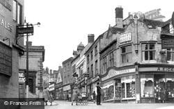 High Street c.1950, Stroud