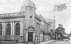 Stroud, King Street c.1900