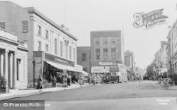Stroud, King Street c.1955