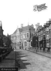 Stroud, Lansdown And School Of Science 1900