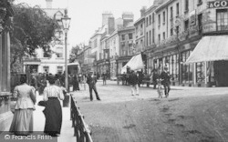 Stroud, Lewis & Godfrey Ltd, King Street 1910