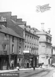 Stroud, Post Office 1900