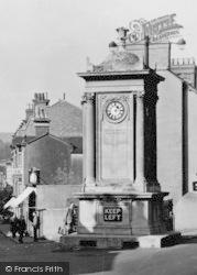 Stroud, Sims' Clock c.1950