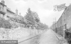 Stroud, Slad Road 1925