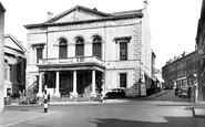 Stroud, the Subscription Rooms c1955