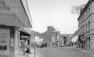 Stroud, Town Centre c1965