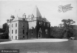 Strowan, House 1899