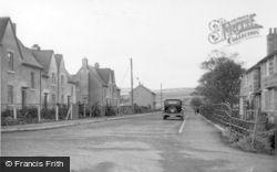 Stuartfield, Crown Cottages c.1960