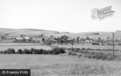 Stuartfield, From West Knock c.1960